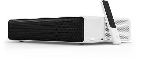 Xiaomi Mi Laser-Projektor 150 (Full-HD HDR, Dolby Audio / DTS HD, WLAN, USB, HDMI, Bluetooth, Ethernet, Audio Output, AV Inpu