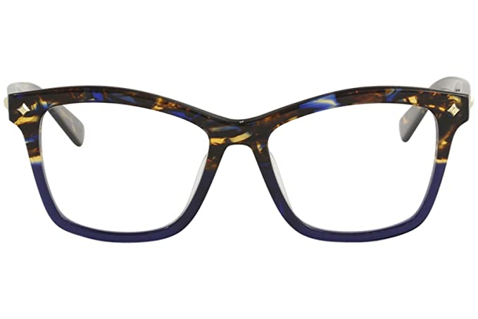 7941ff978ce Eyeglasses MCM 2614 235 HAVANA BLUE at Amazon Men s Clothing store