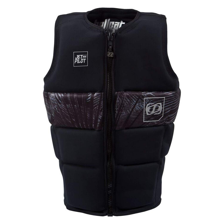 2019年新作 Jetpilot Hellcat (ブラック) B07G5VQRLP Comp Comp Vest Vest XLarge ブラック B07G5VQRLP, タカハタマチ:a783f335 --- a0267596.xsph.ru