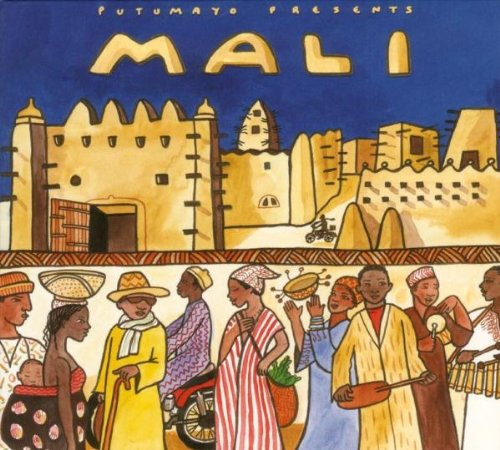 Putumayo Presents: Mali by Putumayo World Music