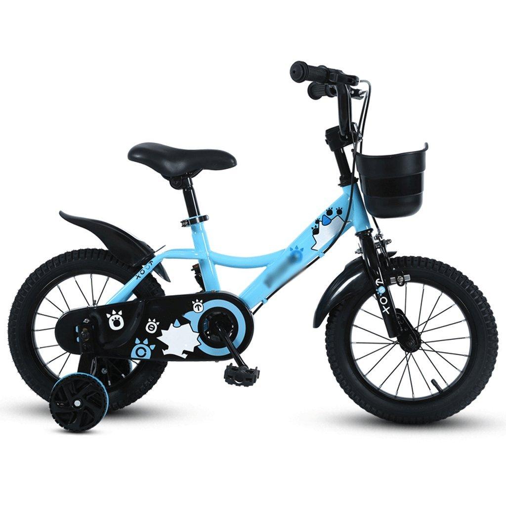 自転車 子供用自転車2-3-6-7歳の子供用車14/16/18インチ (サイズ さいず : 16 inch) B07DYJ69XN16 inch