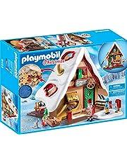 PLAYMOBIL Leksaks-julbageri med kakformar/adventskalender jul i leksaksaffär