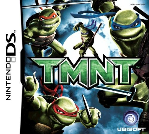 Amazon.com: TMNT - Nintendo DS: Artist Not Provided: Video Games