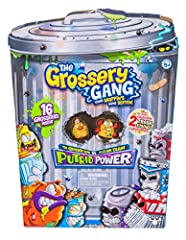 This is a lot of slop in one icky spot! It's the most Putrid Season yet from The Grossery Gang! Grosseries from all over Cheap Town are joining together to fight it out against the evil Clean Team. Collect and build your foul force and take o...