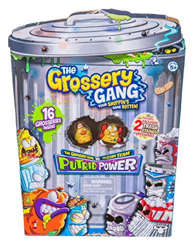 Grossery Gang The Season 3 Super Sized Pack