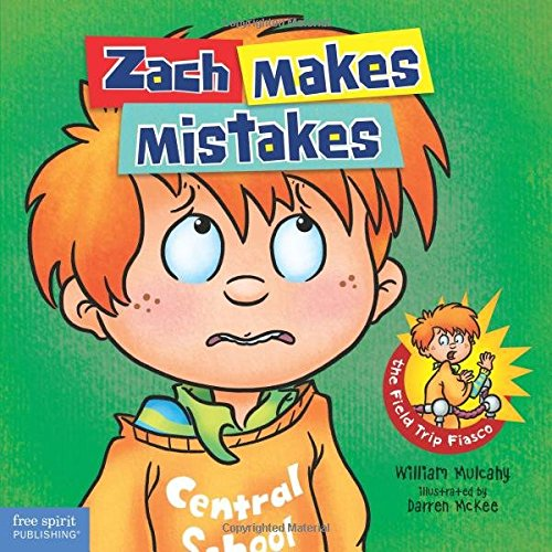Zach Makes Mistakes (Zach Rules Series)