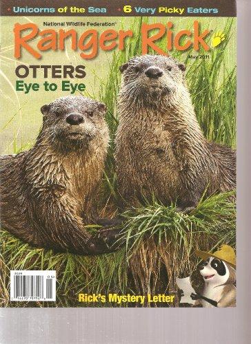 Ranger Rick Magazine (Otters Eye To Eye, May 2011) (Ranger Rick Magazine)
