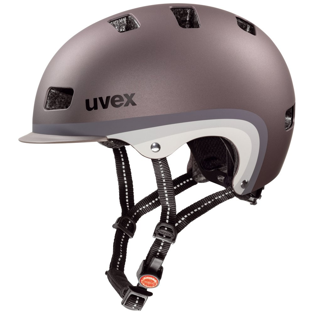 Casque Uvex City 5 Marron 2017 4101850519