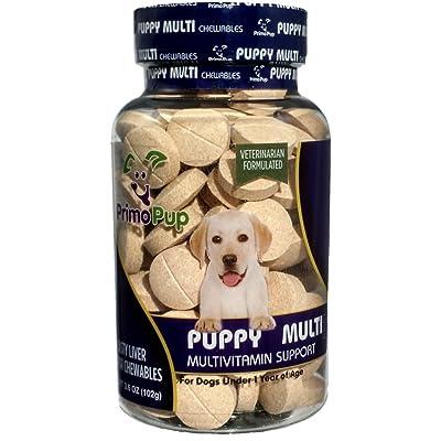 Primo Pup Puppy Multivitamin Vet Health