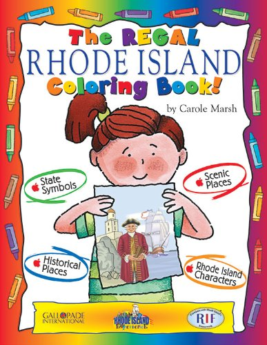 The Really Rhode Island Coloring Book! (Rhode Island Experience) PDF
