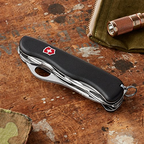 Victorinox Swiss Army One Hand Trekker Multi Tool Pocket Knife