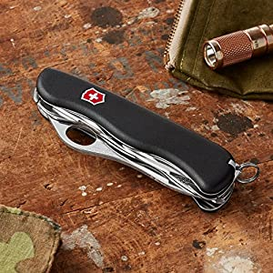 Victorinox Swiss Army One Hand Trekker Multi Tool Pocket