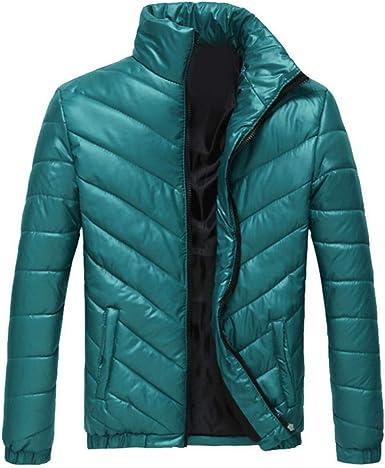 Homme Slim Léger Jacket Doudoune Coton en Rera Veste Coupe y8Om0NnvwP