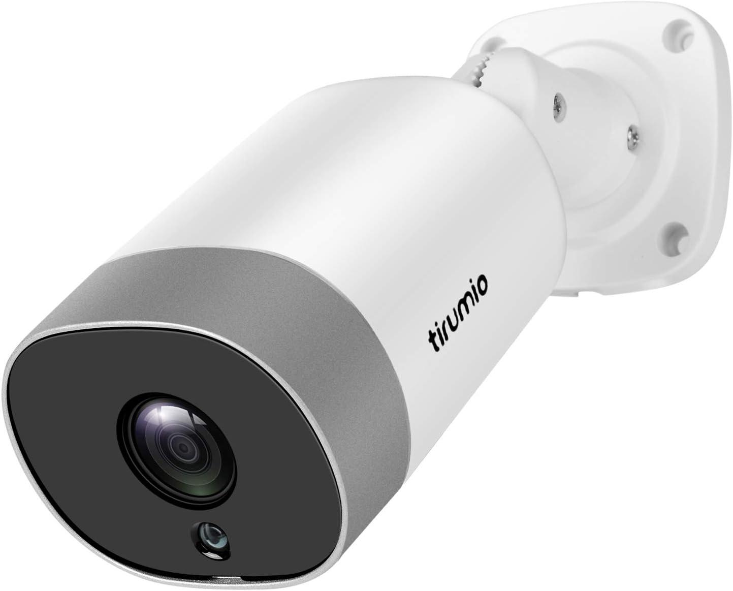 Tirumio PoE Camera 5MP Super HD Outdoor Cameras