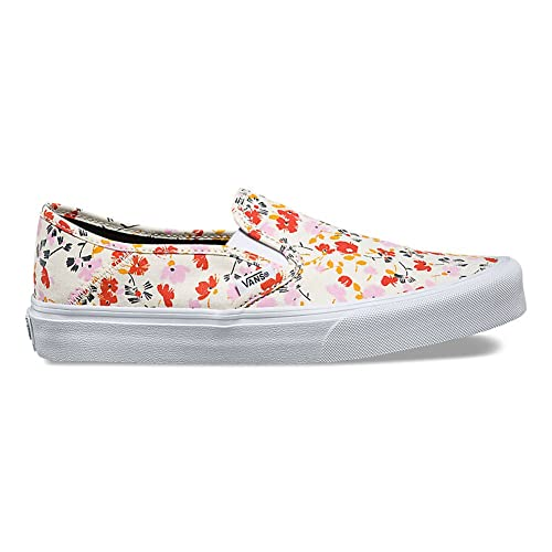 34a41b4845e0 Vans Women s Slip-On Sf (Leila Hurst) 70 S Floral Loafers and Moccasins -