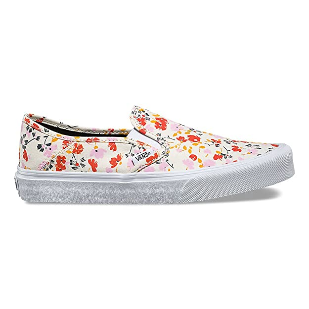 a7656c87ff Vans Women s Slip-On Sf Loafers and Moccasins Loafers   Moccasins