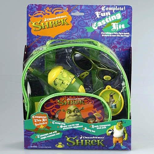 Dreamworks Shrek Complete Fun Casting Kit