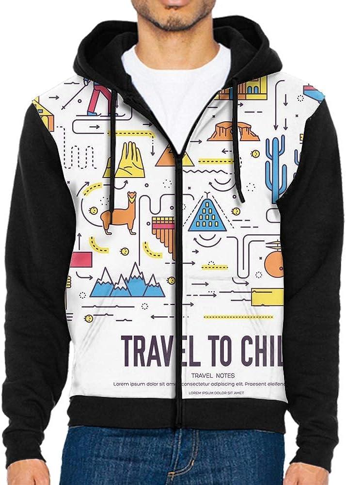 DORMA Unisex 3D Printed Drawstring Pockets Pullover Hoodie Hooded Sweatshirt American Flag