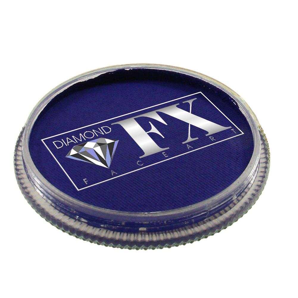 30 gm Diamond FX Essential Face Paint - Blue 1070