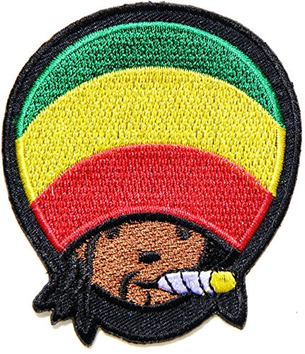 Royale Royale Collection Wall (Balloon Hat Smoking Judah Rasta Rastafari Jamaica Africa Reggae Logo Jacket T shirt Patch Sew Iron on Embroidered Badge Sign Costume)