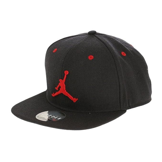 ... discount code for nike mens air jordan jumpman snapback hat black gym  red 619360 016 d2e78 2d221380874