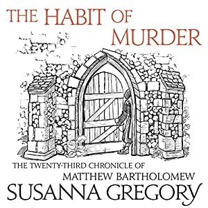 The Habit of Murder Audiobook