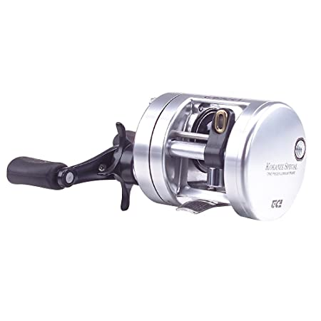 TICA KT Series Kokanee Bait Casting Reel 3 Ball Bearings