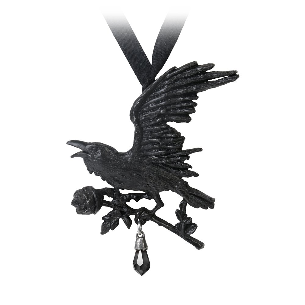 Harbinger Pendant by Alchemy Gothic Jewelry England