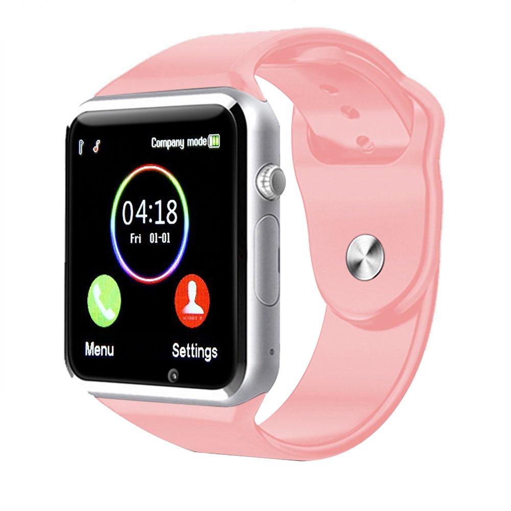 Reloj Inteligente Kivors con Bluetooth y Ranura para Tarjeta SIM para Usar