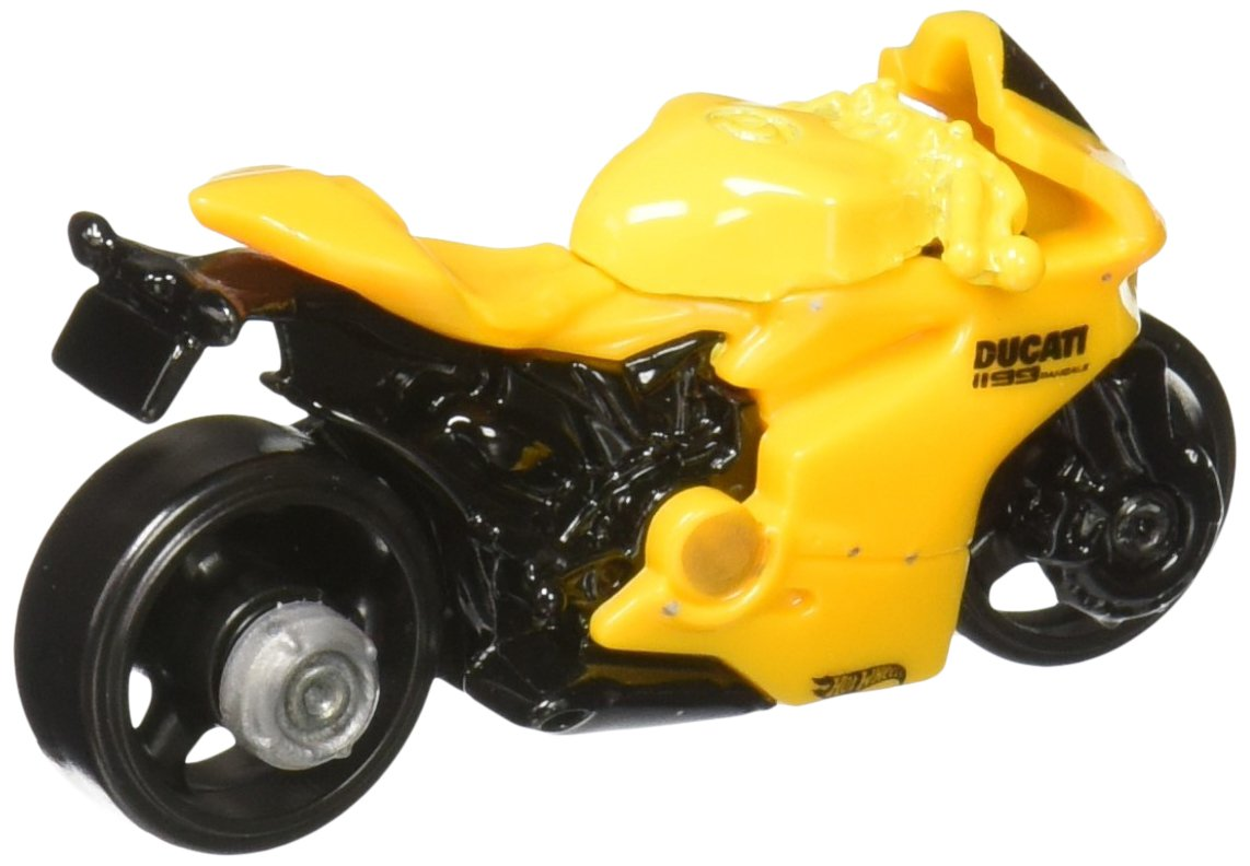 Hw hot wheels 2015 hw city 48 250 canyon carver police motorcycle - Amazon Com Hot Wheels 2015 Hw Workshop Ducati 1199 Panigale Yellow 203 250 Toys Games