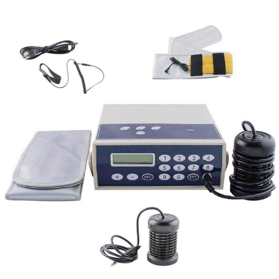 Jinon Professional Ionic Detox Foot Bath & Spa Chi Cleanse Machine-USA Shipping