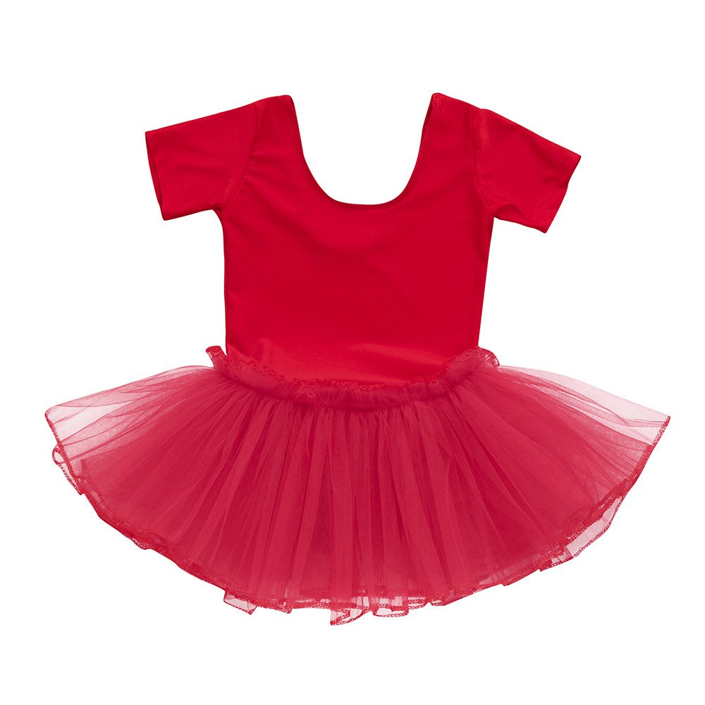 Toddler Leotards Ballet Bodysuit - Tutu Dancewear Dress Clothes Girls Baby Outfits,2019 New