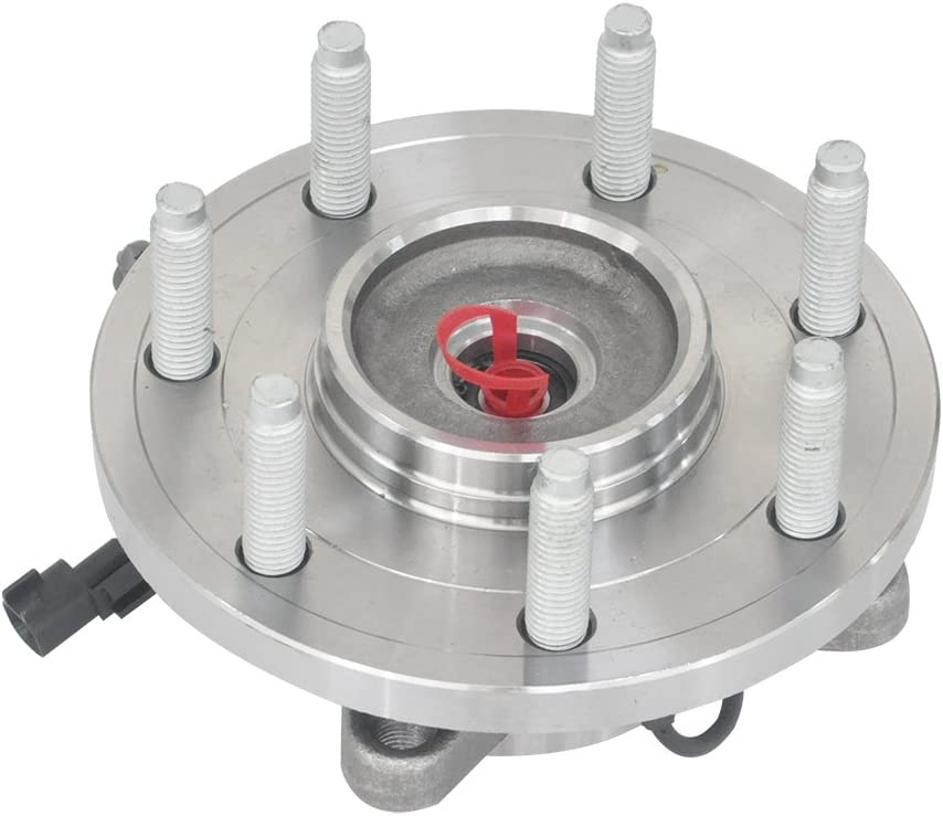 2WD 6 Lug w//ABS DRIVESTAR 515117 2WD Front Wheel Hub /& Bearing Assembly Driver//Passenger for Ford F-150 2009 2010 2011