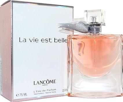 La 75ml Lancôme Parfum Per De Eau Lei By Profumo Vie Est Belle D2H9eWEIYb