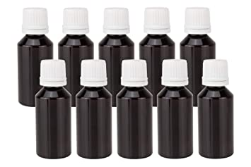 10x Diy Leer : Rr handel 5 x pet leerflasche für e liquid shisha liquids base