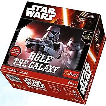 TREFL 01281 Star Wars - Juego de Mesa de Galaxia: Amazon.es ...