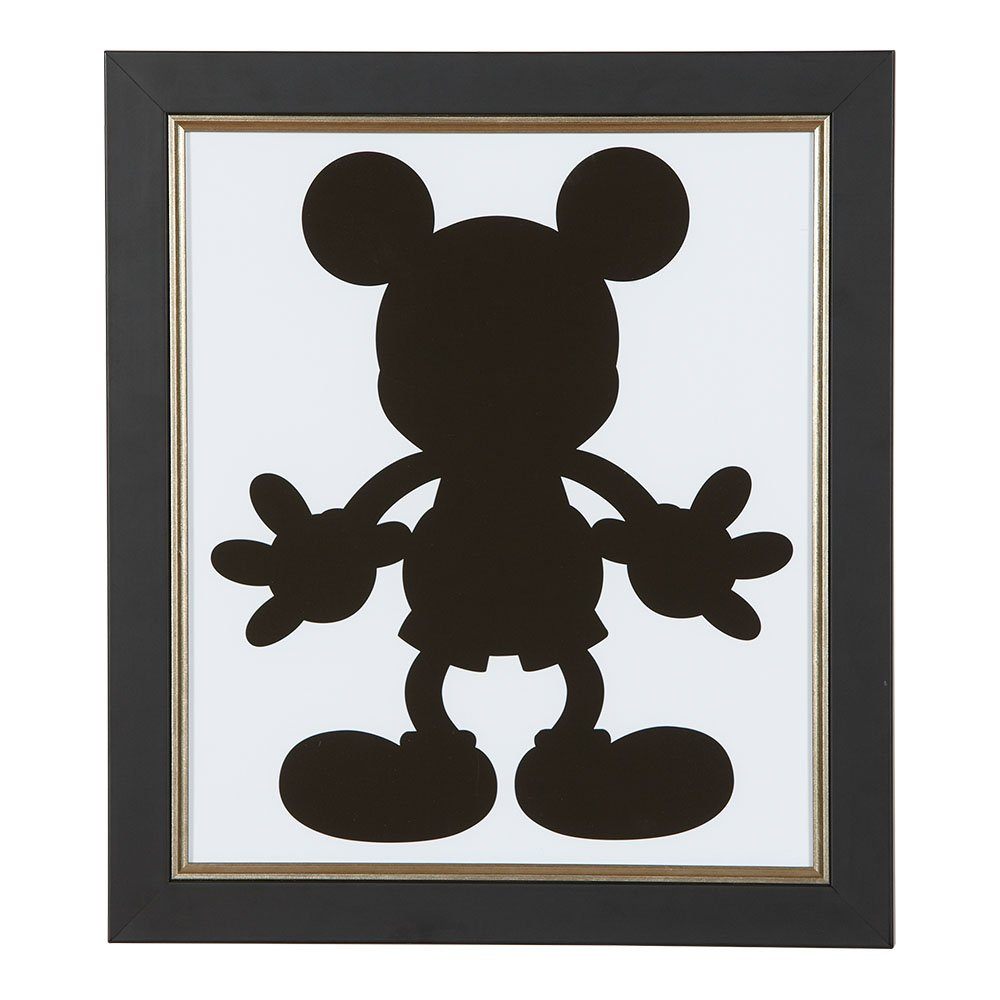 Ethan Allen | Disney Mickey Mouse Silhouette IV by Ethan Allen