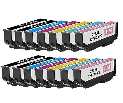 PS Productos para Epson 277 x l cartuchos de tinta ...