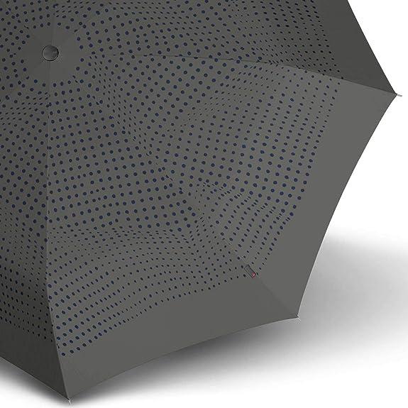 Knirps Pocket Umbrella T.050 M Manual T.Series Polyester Medium 25 x 89 x 5 cm Unisexe parapluies H//B//T 953050