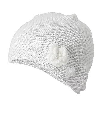 Boutique-Magique Bonnet Blanc bébé ou Fille  Amazon.fr  Vêtements et  accessoires d4aa60b9706