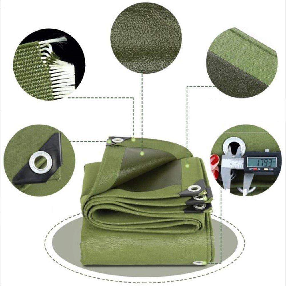All'aperto Tenda esterna tenda spessa tenda da sole antipioggia antipioggia antipioggia camion panno tettoia anti-corrosione anti-ossidazione resistente all'usura, verde | all'ingrosso  | Vendite Online  b3d9b7