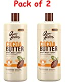 Queen Helene Lotion 32oz Cocoa Butter Hand & Body by Queen Helene pack of 2
