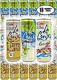 La Croix NiCola Mojito, Coconut Cola, Coffea Exotica Sparkling Water, 12 Fl Oz Can (Pack of 18, Total of 216 Oz)