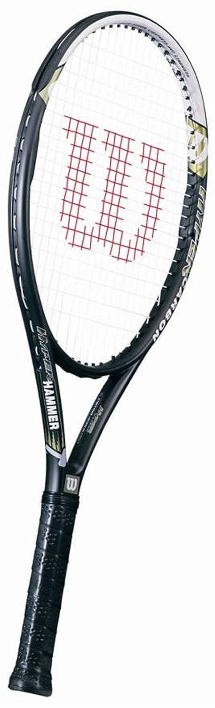 Wilson Hyper 37988 Hammer 5.3テニスラケット Hyper 37988 B0015FG8HS B0015FG8HS, 樹液シートショップ エスポアール:14e3ab93 --- cgt-tbc.fr