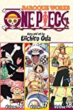 One Piece: Baroque Works 16-17-18