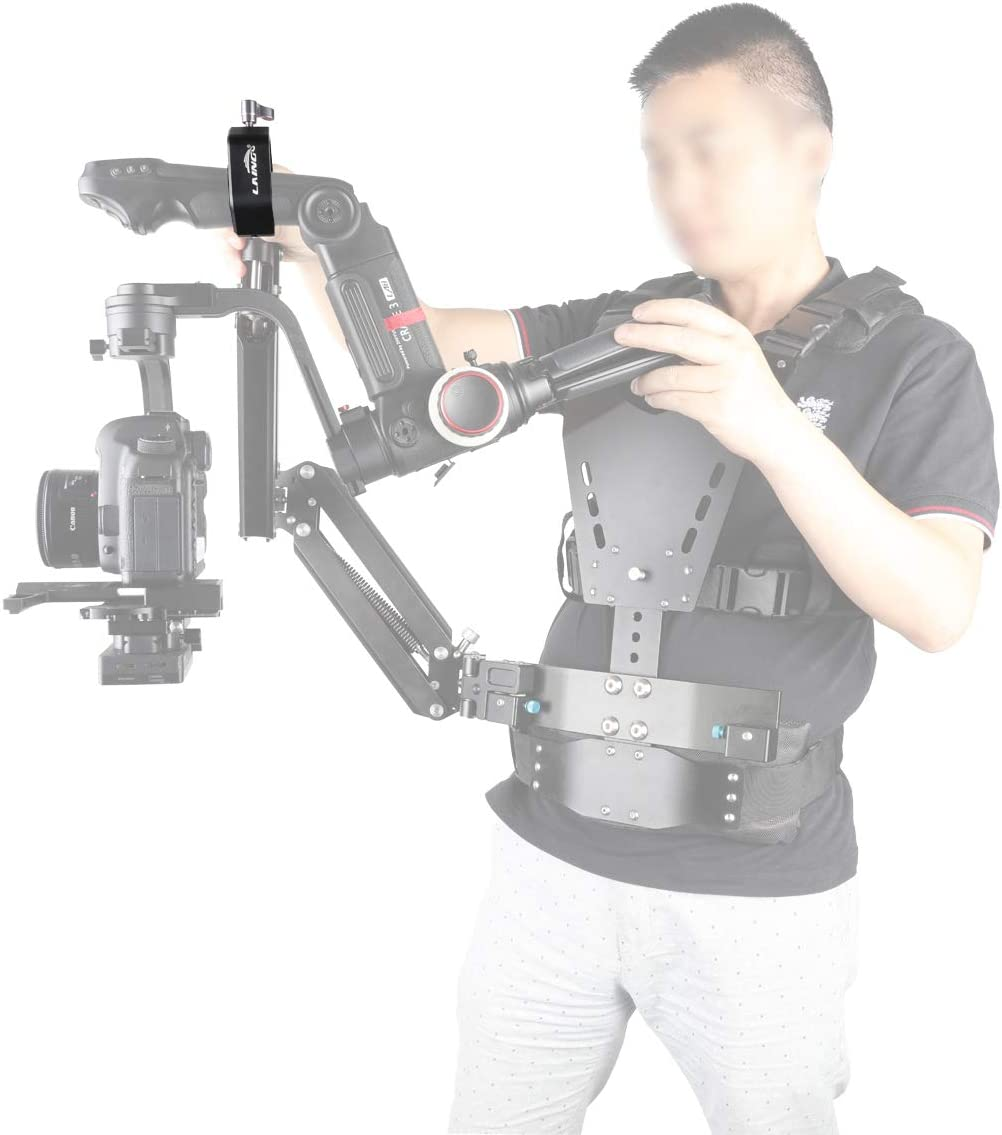 2019 Laing 3 Axis Gimbal Adapter for Steadycam Gimbal Support Stabilizer Arm Vest Adapter G-Mate
