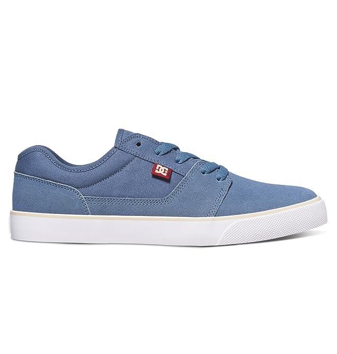 DC Shoes Tonik Sneakers Skateboardschuhe Herren Damen Unisex Erwachsene Blau (Vintage Indigo)