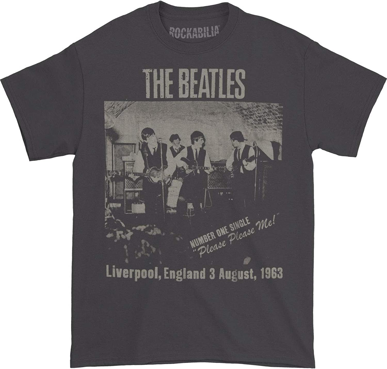 Star Club Hamburg Germany Men/'s Unisex T Shirt Tee Beatles