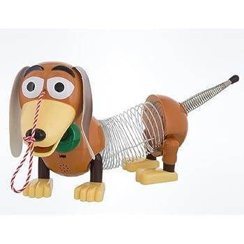 amazon com disney pixar toy story slinky dog toys games