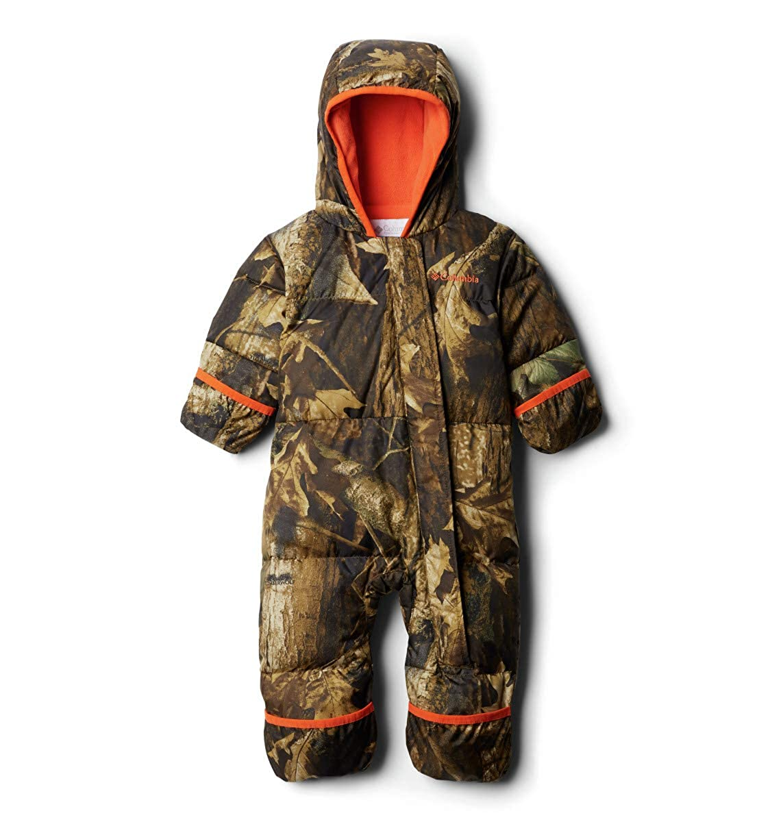 Columbia Baby Boys Snuggly Bunny Insulated Water-Resistant Bunting